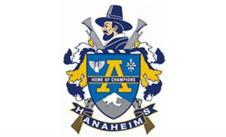 anaheim high school logo