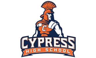 cypress high school logo