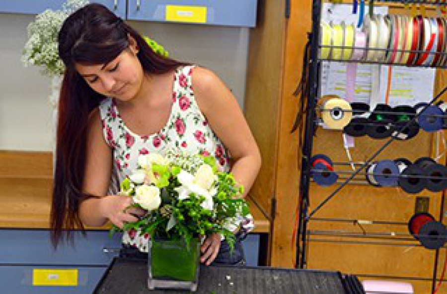 Introduction To Floral Design North Orange County Rop