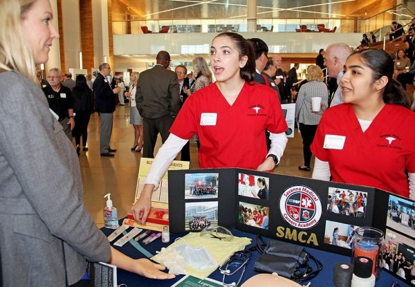 Schools' career training programs spotlighted at annual OC Pathways Showcase