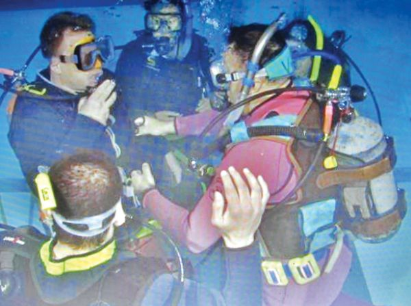 Scuba Diving: Becoming A NAUI Diver